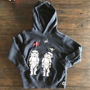Other - Star Wars sweatshirt H&M 4-6t
